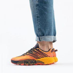 נעליים הוקה לגברים Hoka One One Speedgoat 4 - כתום