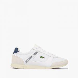 נעלי סניקרס לקוסט לגברים LACOSTE Menerva Sport - לבן