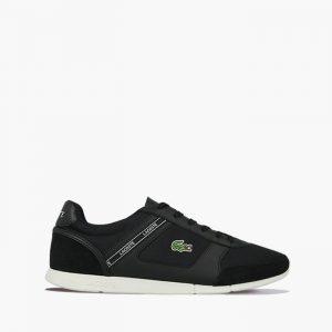 נעלי סניקרס לקוסט לגברים LACOSTE Menerva Sport - שחור