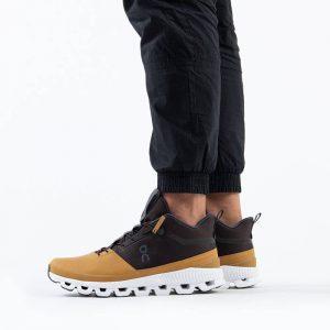נעלי ריצה און לגברים On Running Cloud - שחור/חום