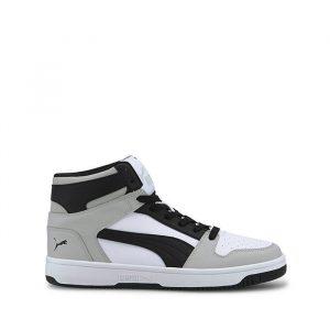 נעליים פומה לגברים PUMA Rebound LayUp Sl - אפור