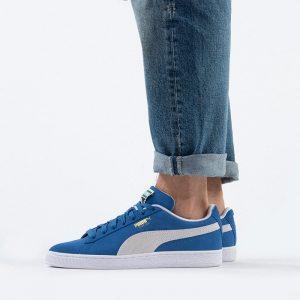 נעליים פומה לגברים PUMA Sudede+ Classic - כחול