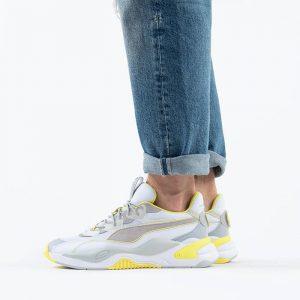 נעליים פומה לגברים PUMA x Emoji RS-2K - לבן