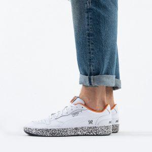 נעליים פומה לגברים PUMA x Mr Dodle Sky LX Low - לבן