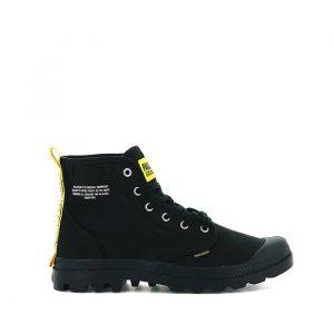 נעליים פלדיום לגברים Palladium Pampa Hi Dare Safety - שחור