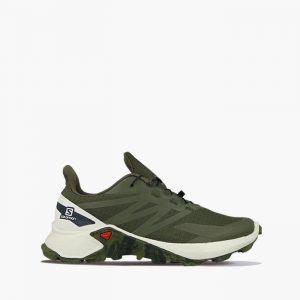 נעלי ריצת שטח סלומון לגברים Salomon Supercross Blast - ירוק