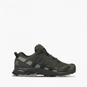 נעלי טיולים סלומון לגברים Salomon Xa Pro 3D v8 - ירוק
