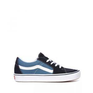 נעליים ואנס לגברים Vans Comfycush Sk8-Low - כחול