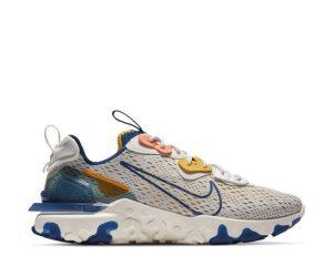 נעלי סניקרס נייק לגברים Nike REACT VISION - צבעוני
