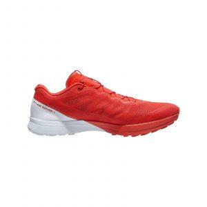 נעליים סלומון לגברים Salomon S Lab Sense 7 - לבן/אדום