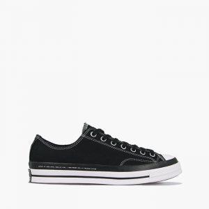 נעליים קונברס לגברים Converse Chuck 70 x Moncler Genius 7 Moncler Fragment - שחור