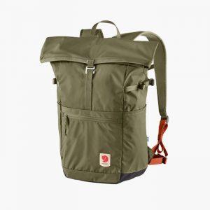 אביזרים Kanken לגברים Kanken High Coast Foldsack 24 - ירוק