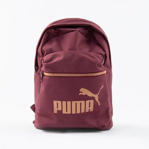 אביזרים פומה לגברים PUMA Core Base College Bag - בורדו