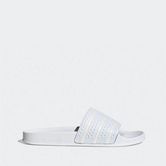 נעליים אדידס לנשים Adidas Originals Adilette - לבן