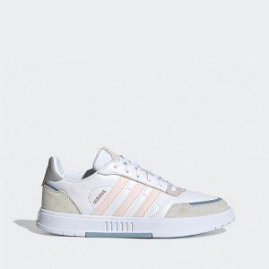 נעלי סניקרס אדידס לנשים Adidas Originals Courtmaster - לבן