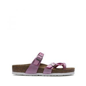 נעליים בירקנשטוק לנשים Birkenstock Mayari - סגול