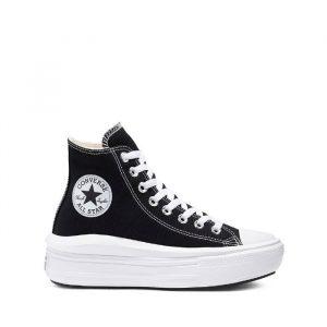 נעליים קונברס לנשים Converse Chuck Taylor All Star Movie - שחור/לבן