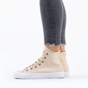 נעליים קונברס לנשים Converse Chuck Taylor All Star - בז'