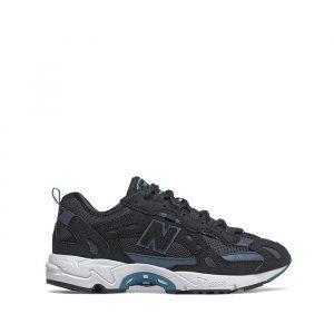 נעלי סניקרס ניו באלאנס לנשים New Balance WL827 - שחור