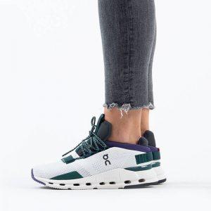 נעליים און לנשים On Running Cloudnova - לבן