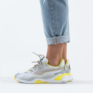נעליים פומה לנשים PUMA x Emoji RS-2K Jr - לבן