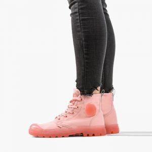 נעליים פלדיום לנשים Palladium Pampalicious W Blossom - ורוד