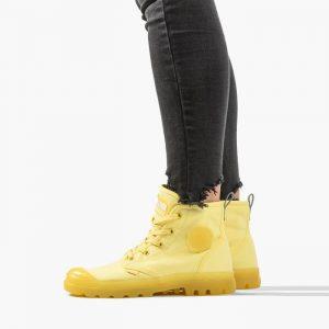 נעליים פלדיום לנשים Palladium Pampalicious W Pop Corn - צהוב