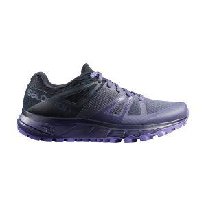 נעליים סלומון לנשים Salomon Trailster - שחור/סגול