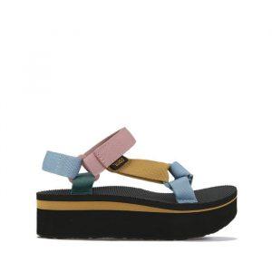 נעליים טיבה לנשים Teva Platform Universal - צבעוני
