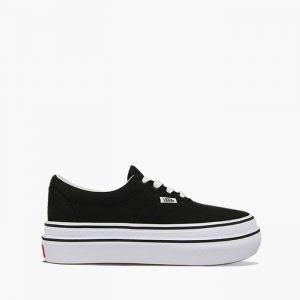 נעליים ואנס לנשים Vans Super ComfyCush Era - שחור/לבן