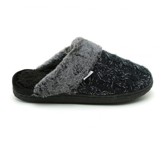 נעלי בית טבע נאות לנשים Teva naot Gal - שחור