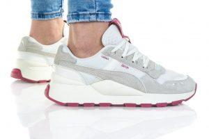 נעליים פומה לנשים PUMA RS 2 SOFT - לבן/אפור