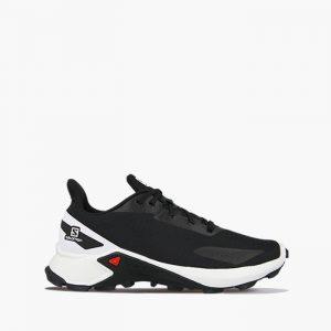 נעלי ריצה סלומון לגברים Salomon Alphacross Blast - שחור/לבן