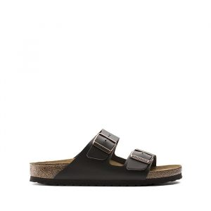 כפכפי בירקנשטוק לגברים Birkenstock Arizona - חום בוץ