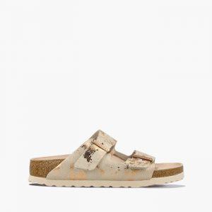נעליים בירקנשטוק לנשים Birkenstock Arizona - זהב