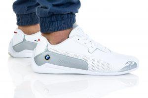 נעליים פומה לגברים PUMA BMW Mms Drift Cat 8 - לבן