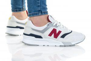 נעליים ניו באלאנס לנשים New Balance CW997 - לבן/אדום