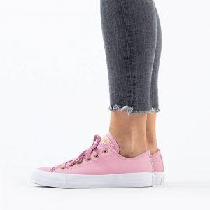 נעלי סניקרס קונברס לנשים Converse Chuck Taylor All Star - ורוד