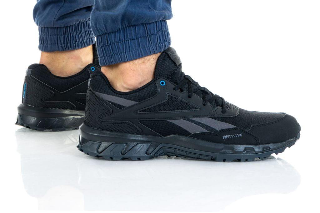 נעליים ריבוק לגברים Reebok RIDGERIDER 5.0 - שחור