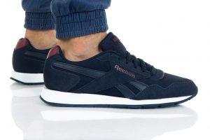 נעליים ריבוק לגברים Reebok ROYAL GLIDE - כחול/אדום