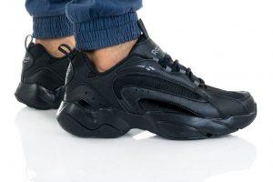 נעליים ריבוק לגברים Reebok Royal Pervader - שחור מלא