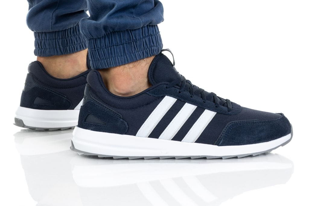נעליים אדידס לגברים Adidas RETRORUNNER - כחול כהה