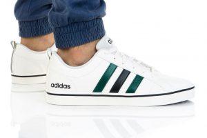 נעלי סניקרס אדידס לגברים Adidas VS PACE - לבן/ירוק
