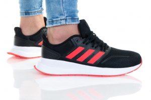 נעליים אדידס לנשים Adidas Runfalcon - שחור/אדום