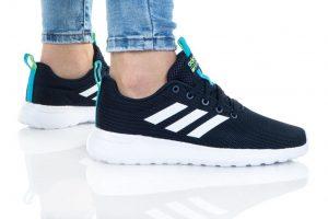 נעלי ריצה אדידס לנשים Adidas LITE RACER CLN K - שחור/כחול