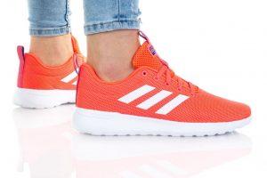 נעלי ריצה אדידס לנשים Adidas LITE RACER CLN K - כתום