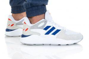 נעליים אדידס לגברים Adidas CRAZYCHAOS - לבן