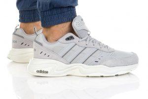 נעליים אדידס לגברים Adidas Strutter - אפור בהיר
