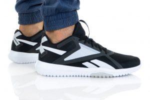 נעליים ריבוק לגברים Reebok FLEXAGON FORCE 2.0 - שחור/לבן
