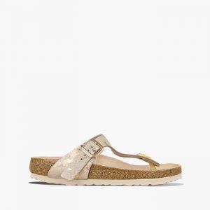 נעליים בירקנשטוק לנשים Birkenstock Gizeh - זהב